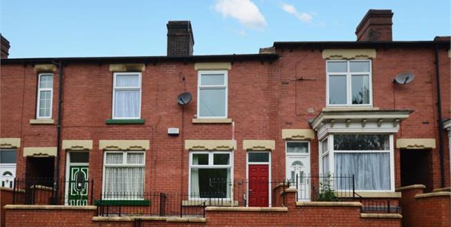 Guide Price £75,000, 3 Bedroom Terraced House For Sale in Sheffield, S4