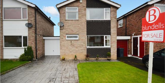 Guide Price £155,000, 3 Bedroom Detached House For Sale in Sheffield, S5