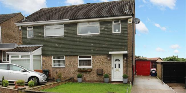 Offers Over £154,950, 3 Bedroom Semi Detached House For Sale in Thorpe Hesley, S61