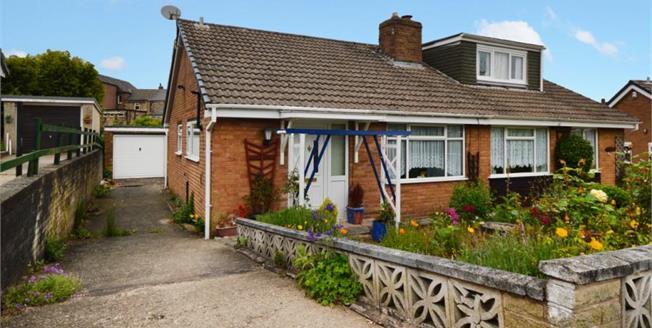 £145,000, 2 Bedroom Semi Detached Bungalow For Sale in Chapeltown, S35