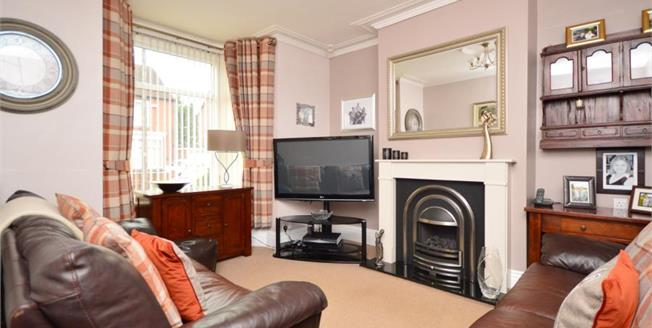 Guide Price £100,000, 3 Bedroom Terraced House For Sale in Sheffield, S5