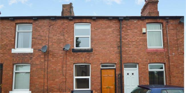 Guide Price £90,000, 2 Bedroom Terraced House For Sale in High Green, S35