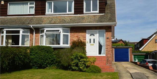 £190,000, 3 Bedroom Semi Detached House For Sale in Thorpe Hesley, S61