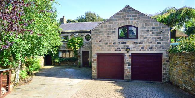 £590,000, 4 Bedroom Detached House For Sale in Wortley, S35