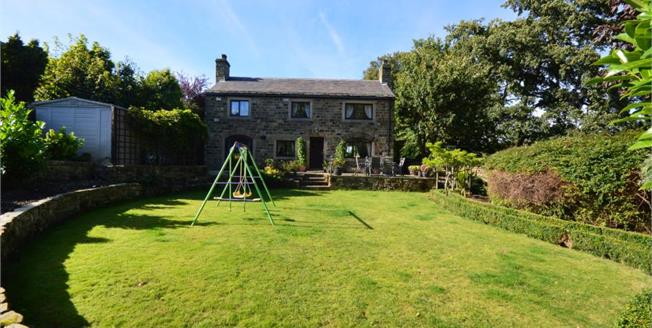 Offers in the region of £600,000, 4 Bedroom Detached House For Sale in Wortley, S35