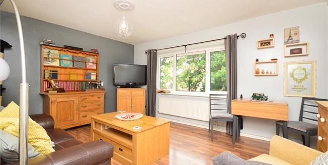 Asking Price £75,000, 2 Bedroom Upper Floor Flat For Sale in High Green, S35