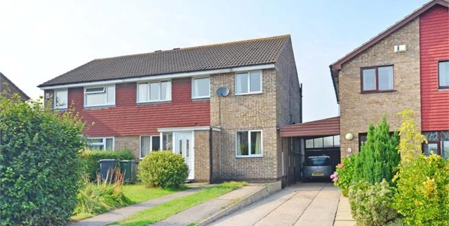 Guide Price £180,000, 3 Bedroom Semi Detached House For Sale in Thorpe Hesley, S61
