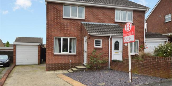 Guide Price £155,000, 2 Bedroom Semi Detached House For Sale in Thorpe Hesley, S61