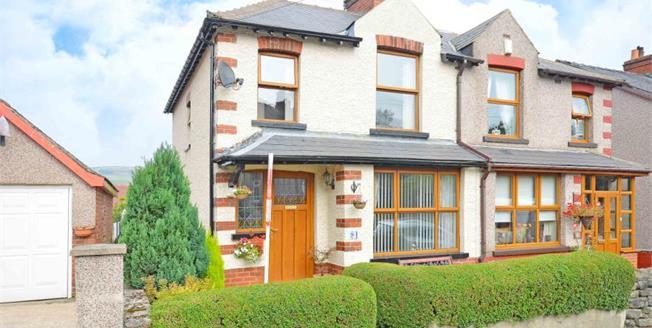 Guide Price £125,000, 2 Bedroom Semi Detached House For Sale in Stocksbridge, S36