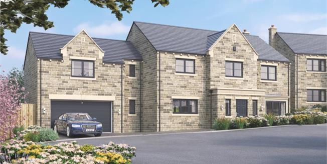 Asking Price £725,000, 5 Bedroom Detached House For Sale in Sheffield, S35