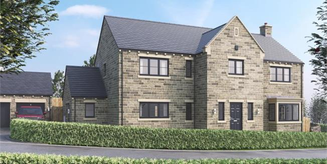 Asking Price £735,000, 5 Bedroom Detached House For Sale in Sheffield, S35