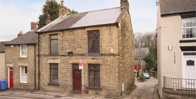Guide Price £135,000, 2 Bedroom Semi Detached House For Sale in Ecclesfield, S35