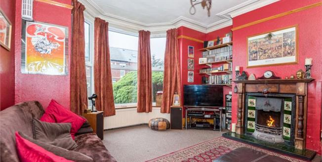 Guide Price £160,000, 3 Bedroom Terraced House For Sale in Sheffield, S4