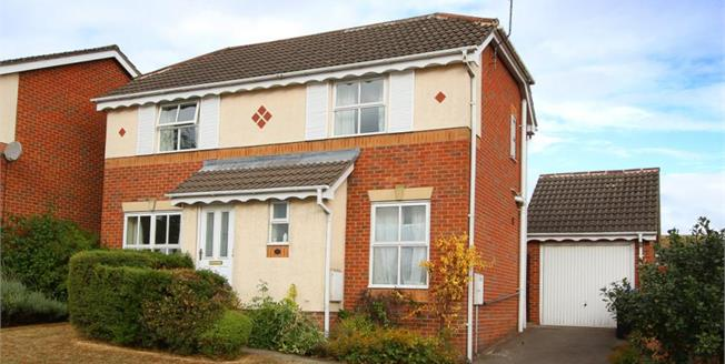 Guide Price £185,000, 3 Bedroom Detached House For Sale in Sheffield, S5
