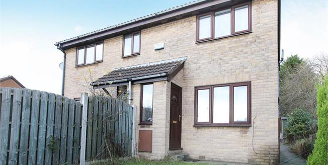 Guide Price £100,000, 2 Bedroom Semi Detached House For Sale in Sheffield, S4