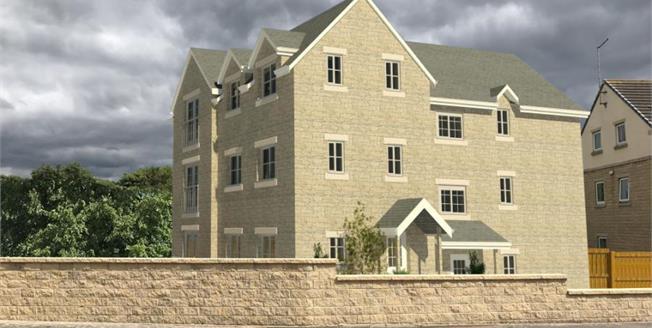 £135,000, 2 Bedroom Flat For Sale in Chapeltown, S35