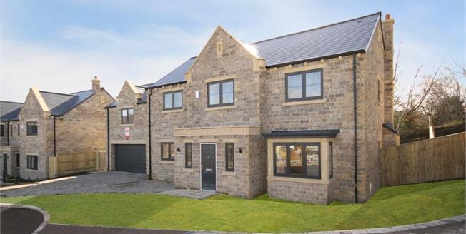 Asking Price £725,000, 5 Bedroom Detached House For Sale in Thurgoland, S35