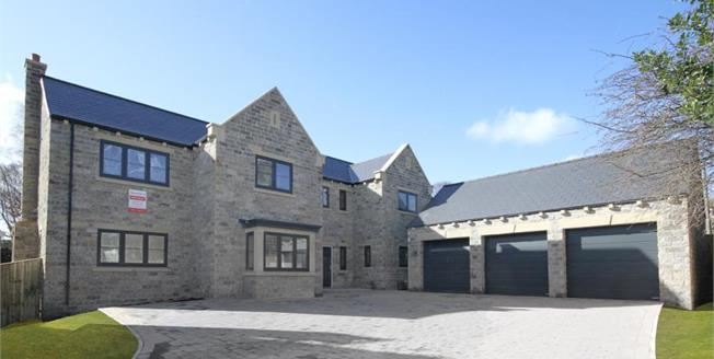 Asking Price £745,000, 5 Bedroom Detached House For Sale in Sheffield, S35