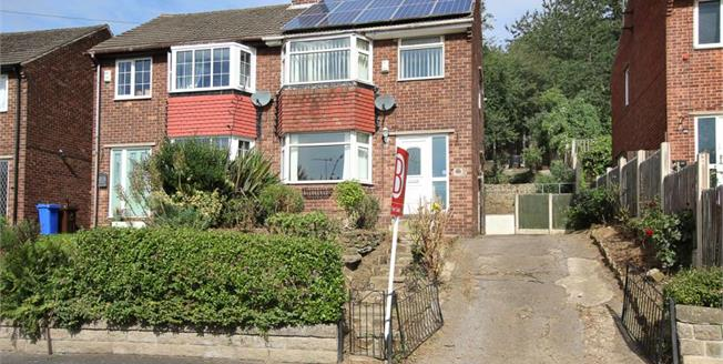 Guide Price £110,000, 3 Bedroom Semi Detached House For Sale in Sheffield, S9