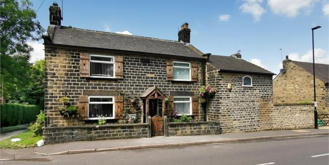 Guide Price £400,000, 4 Bedroom Detached House For Sale in Chapeltown, S35