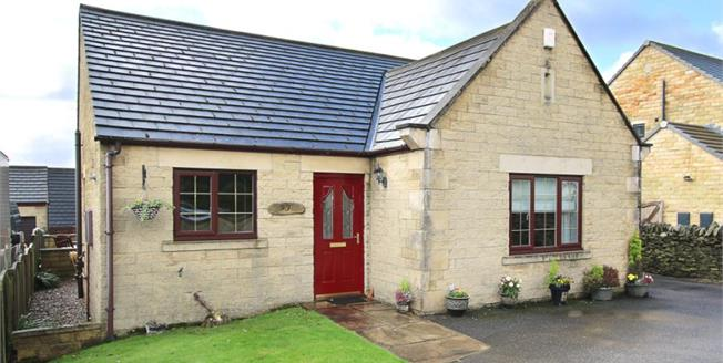 Guide Price £325,000, 3 Bedroom Detached Bungalow For Sale in Penistone, S36