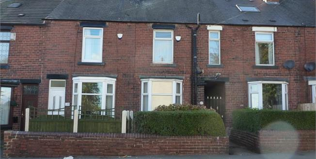 £65,000, 2 Bedroom Terraced House For Sale in Sheffield, S5