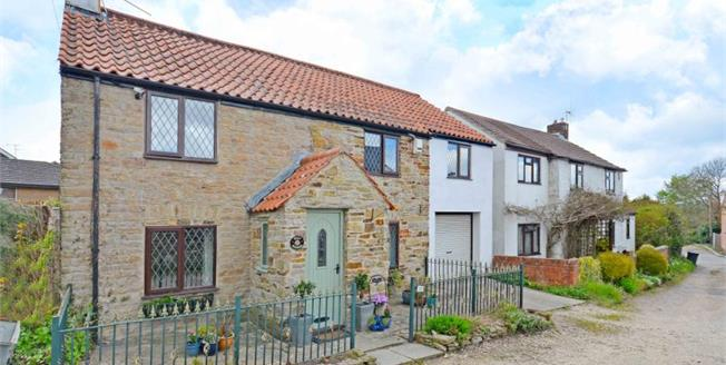 Guide Price £350,000, 4 Bedroom Cottage For Sale in Chesterfield, S40