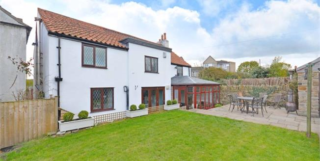 Guide Price £345,000, 4 Bedroom Cottage For Sale in Chesterfield, S40