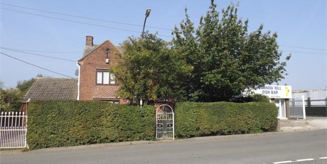 Guide Price £320,000, 3 Bedroom Detached House For Sale in Barrow Hill, S43