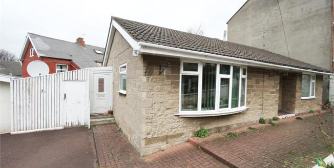 Guide Price £50,000, 3 Bedroom Bungalow For Sale in Chesterfield, S41