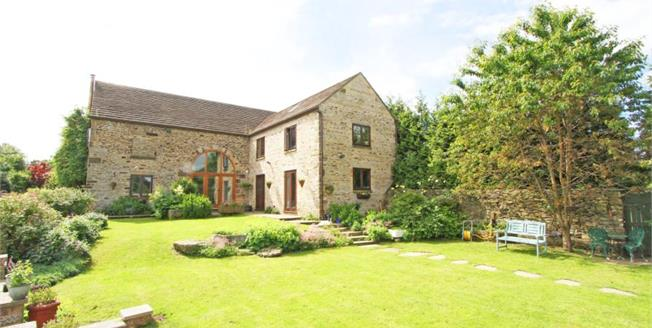 Offers in the region of £685,000, 4 Bedroom Detached House For Sale in Walton, S42