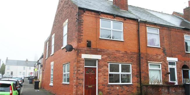 Guide Price £70,000, 3 Bedroom Terraced House For Sale in Grassmoor, S42
