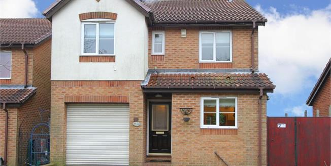 Guide Price £190,000, 4 Bedroom Detached House For Sale in Clowne, S43