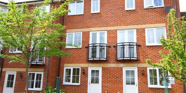Guide Price £115,000, 3 Bedroom Town House For Sale in Mastin Moor, S43