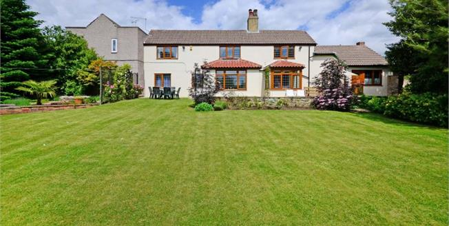 Guide Price £410,000, 4 Bedroom Semi Detached House For Sale in Barlborough, S43