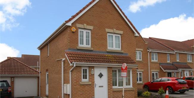 Guide Price £170,000, 3 Bedroom Detached House For Sale in Chesterfield, S40