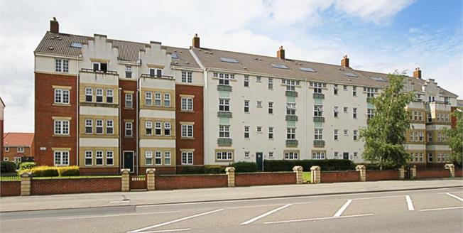 Guide Price £115,000, 2 Bedroom Flat For Sale in Chesterfield, S40