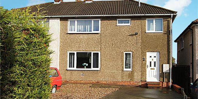Guide Price £135,000, 4 Bedroom Semi Detached House For Sale in Old Whittington, S41