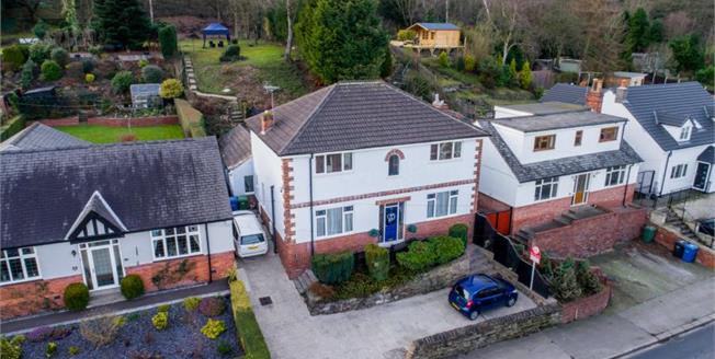 Asking Price £370,000, 4 Bedroom Detached House For Sale in New Whittington, S43