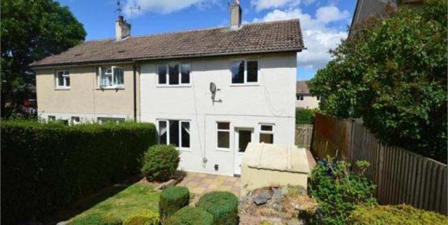 Guide Price £95,000, 3 Bedroom Semi Detached House For Sale in Brimington, S43