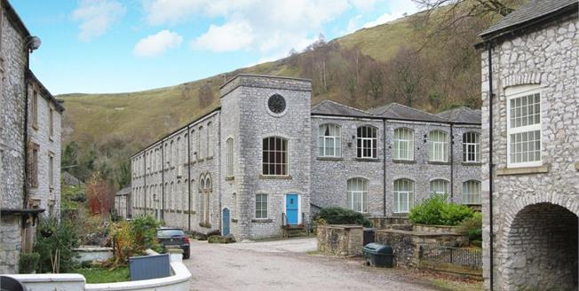 Guide Price £200,000, 1 Bedroom Flat For Sale in Litton Mill, SK17