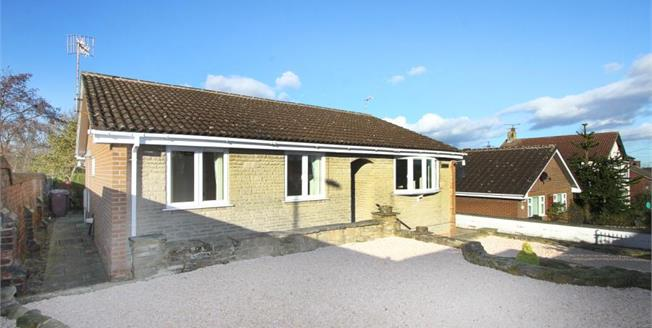 Asking Price £250,000, 3 Bedroom Detached Bungalow For Sale in Temple Normanton, S42