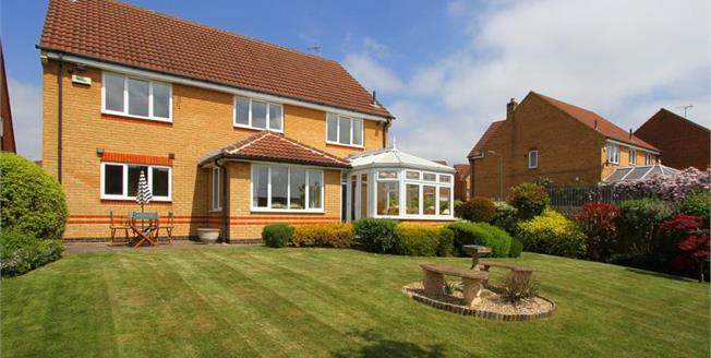 Offers in the region of £450,000, 5 Bedroom Detached House For Sale in Barlborough, S43
