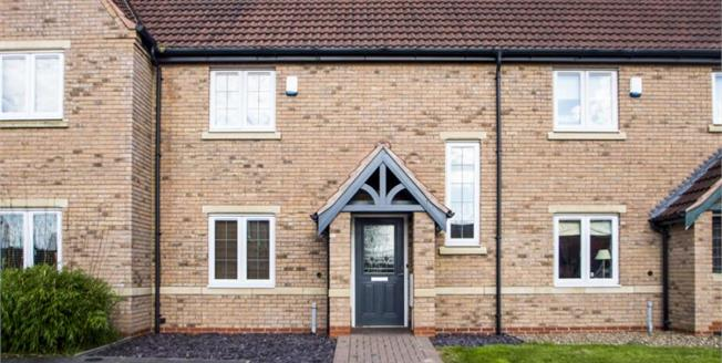 £195,000, 2 Bedroom Town House For Sale in Chesterfield, S41