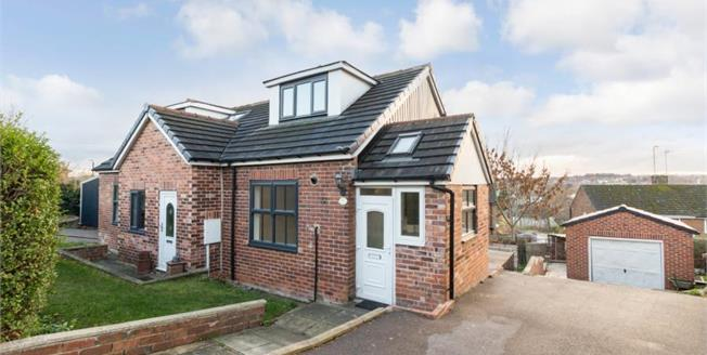Guide Price £300,000, 5 Bedroom Detached House For Sale in Old Whittington, S41
