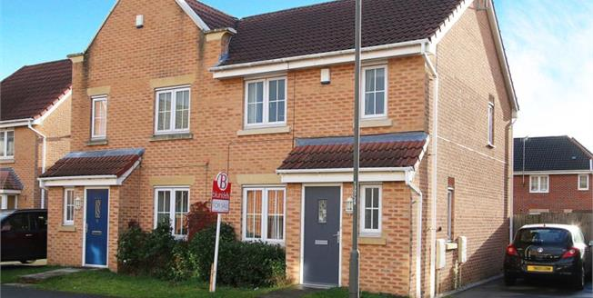 Offers in excess of £160,000, 3 Bedroom Semi Detached House For Sale in Chesterfield, S40