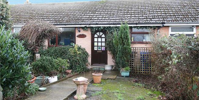 £85,000, 1 Bedroom Terraced Bungalow For Sale in Chesterfield, S41