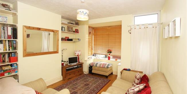 Guide Price £110,000, 2 Bedroom End of Terrace House For Sale in New Whittington, S43
