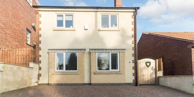 Guide Price £240,000, 5 Bedroom Detached House For Sale in Brimington, S43