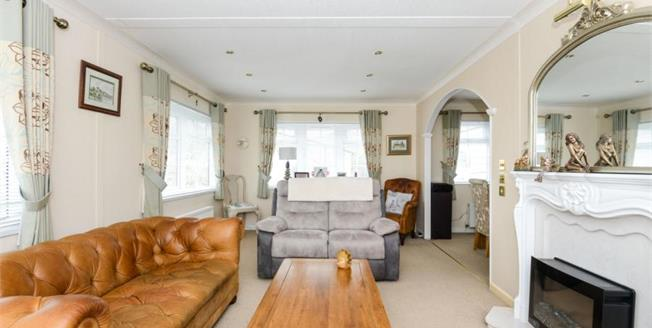 Guide Price £110,000, 2 Bedroom Mobile Home For Sale in Old Tupton, S42